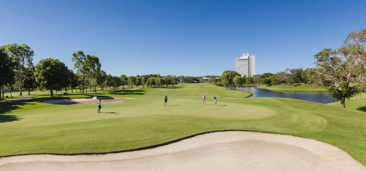 Golf along the glittering Gold Coast