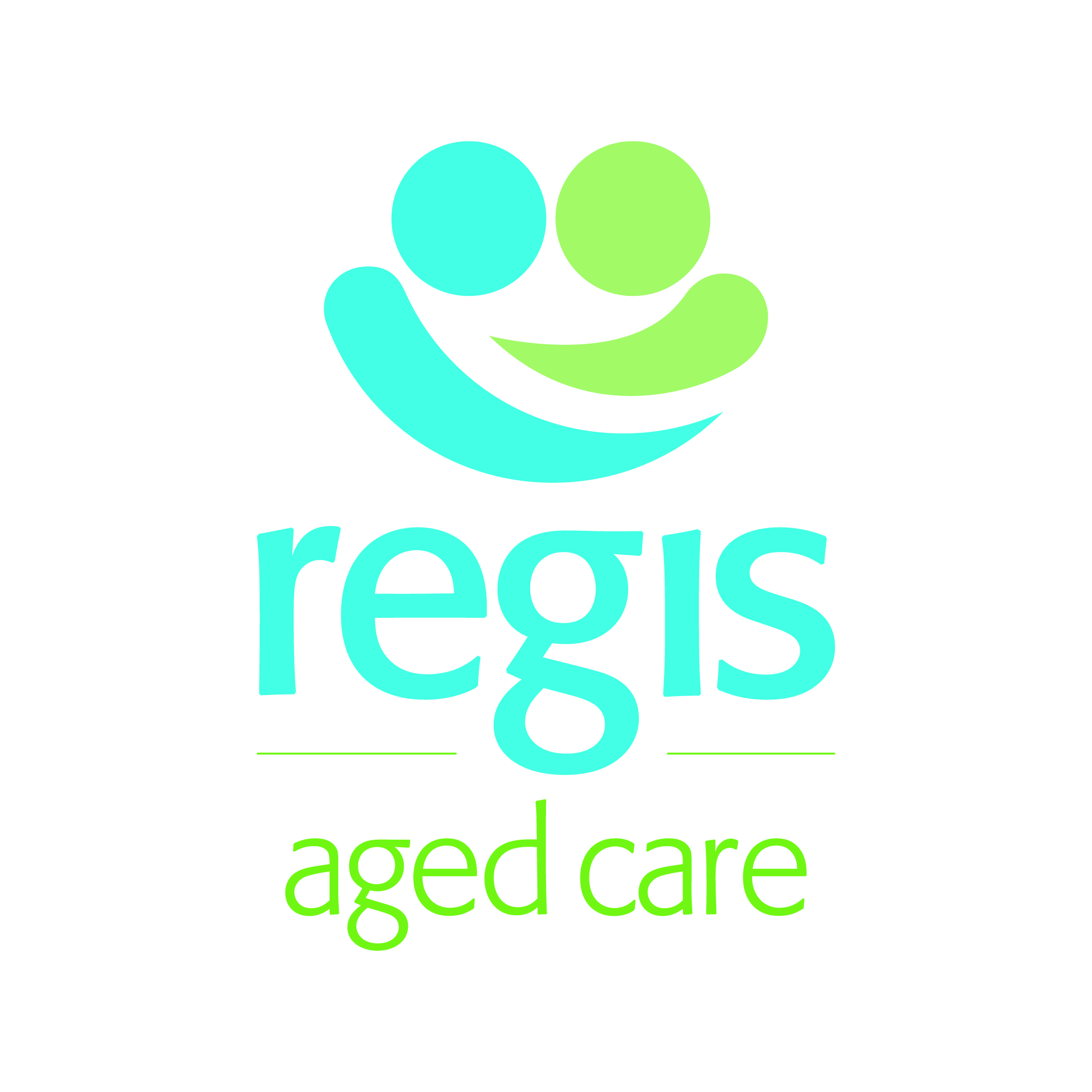 Regis logo 2015_aged care colour stacked