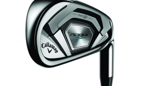 WIN: A set of custom-fit Callaway Rogue Irons (Valued at $1120)