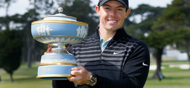 McIlroy wins WGC Matchplay