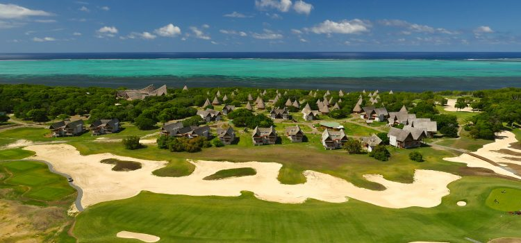 New Caledonia: a golfer's paradise in the South Pacific