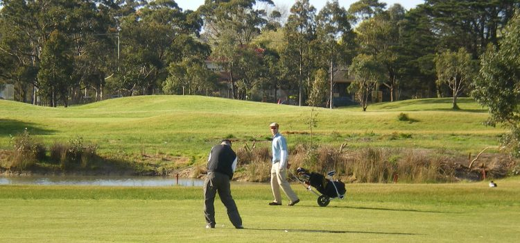 EOI for 20-Year Lease  of Sandringham Golf Course
