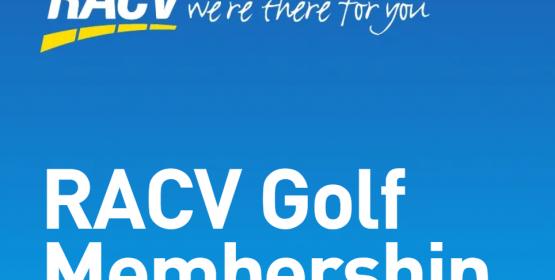 RACV announces closure of RACV Golf Membership