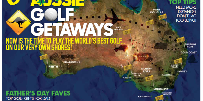 August 2020 Issue of Inside Golf Online
