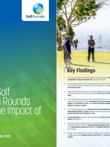 Report: Golf rounds booming in Australia