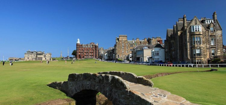 Golf Cruises: The Great Golf Links of Britain Cruise with Robert Stock 2018