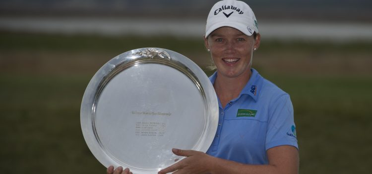 Keating wins  Women's Victorian Open