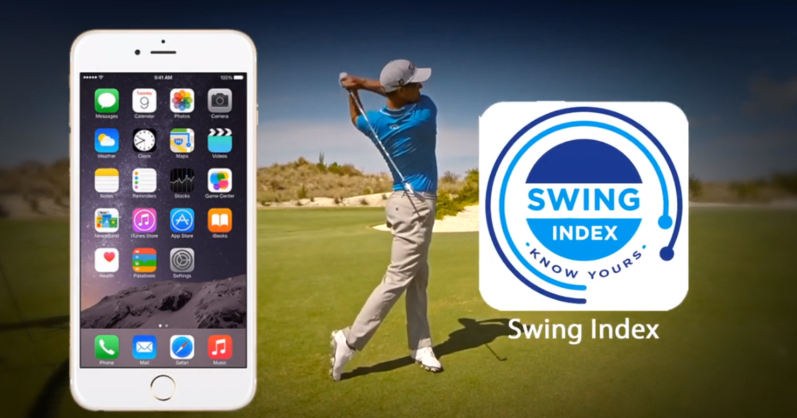 Swing Index SWING AI Golf Training Technology