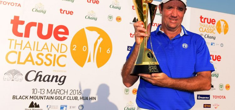 Magic eighth for Hend in Thailand