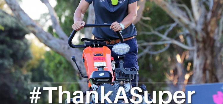 International #ThankASuper, #ThankAGreenkeeper Day to honour golf course management professionals