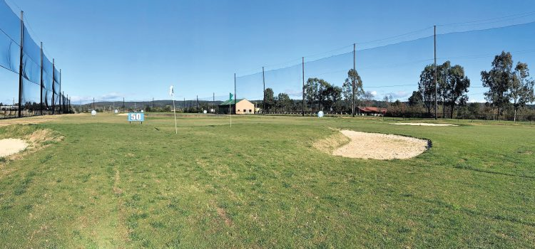 Driving Range of the Month: The 19th Golf Driving Range