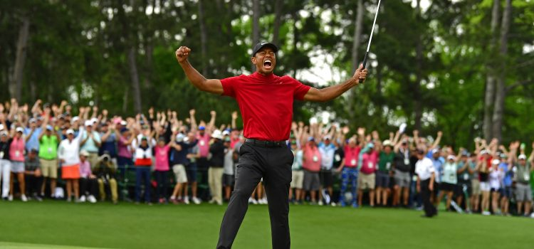 He's back! Woods captures 15th major with US Masters victory