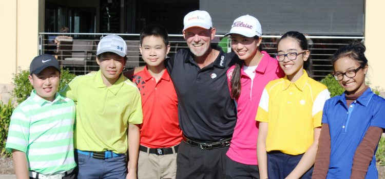 Aussie pro revs up golf in Indonesia