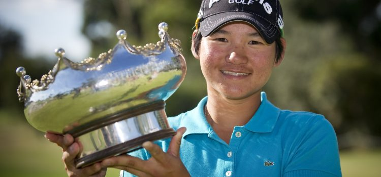 Tseng, Webb to compete at Handa Women's Australian Open
