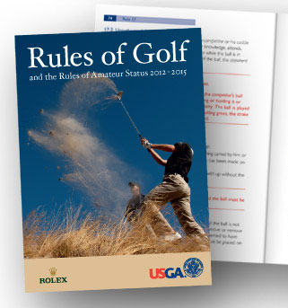 USGA and R&A announce changes to Rules of Golf for 2012-2015