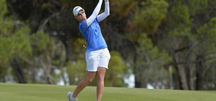 Karrie Webb returns to ISPS Handa Women's Australian Open