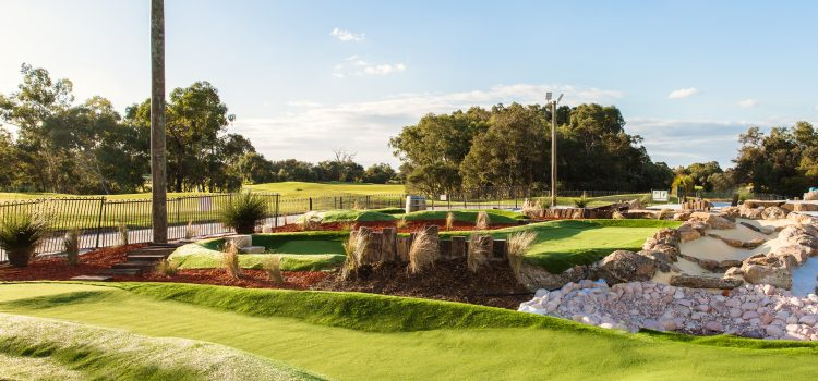 Mini golf to open at The Vines, New Par-3 for Mornington GC