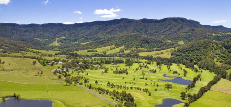 Calderwood Valley Golf Course for sale