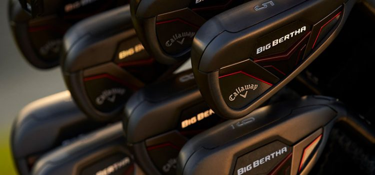 We Tried It:  Big Bertha Irons and Hybrids