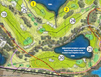 Eastern Golf Club relocation moves forward 'with certainty'