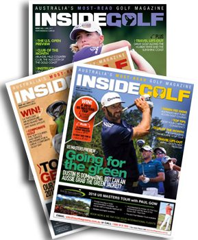Inside Golf – Back Issues