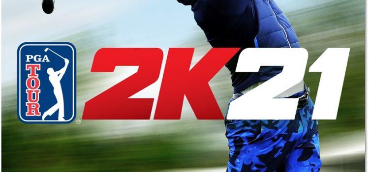 PGA TOUR 2K21 Videogame launches
