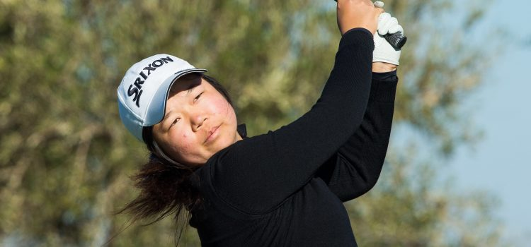 17 year-old Celina Yuan secures playing rights for Ladies European Tour