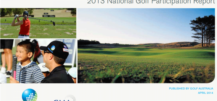 National Golf Participation Report released