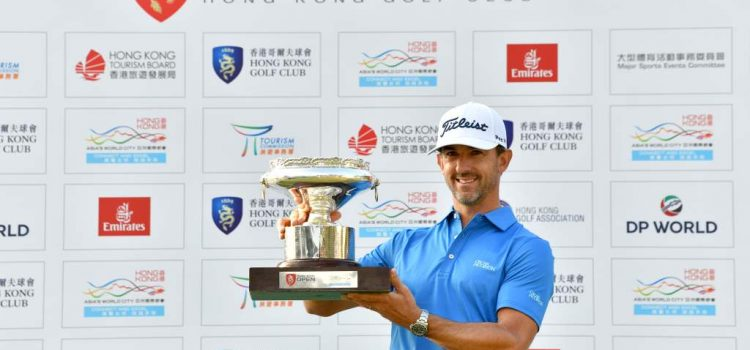 Ormsby goes wire-to-wire to win Hong Kong Open