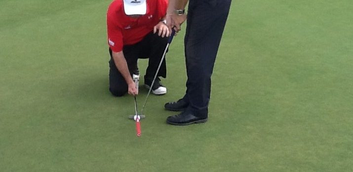 Which alignments are most important in putting?