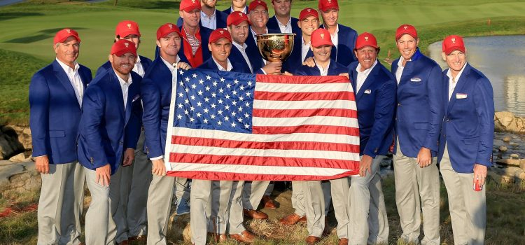 USA wins Presidents Cup by one point