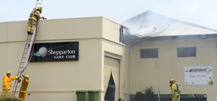 $2.5m fire bill for Shepparton Golf Club